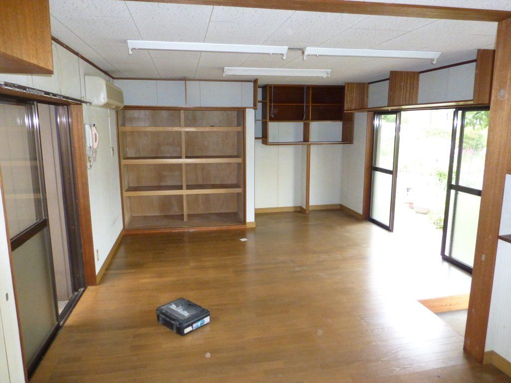 稲沢市 S様邸3 工事前
