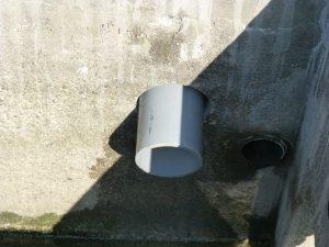 給排水設備工事も自社施工です