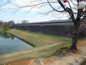 2016.3.23の熊本城