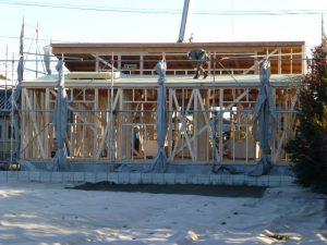 木造平屋建て注文住宅