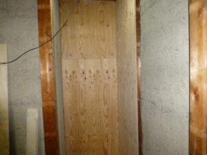 木造2階建て耐震改修工事