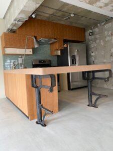 造作キッチン(名古屋市)