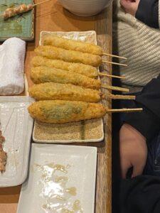 焼き鳥(稲沢市)