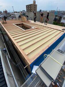 建て方3(稲沢市)